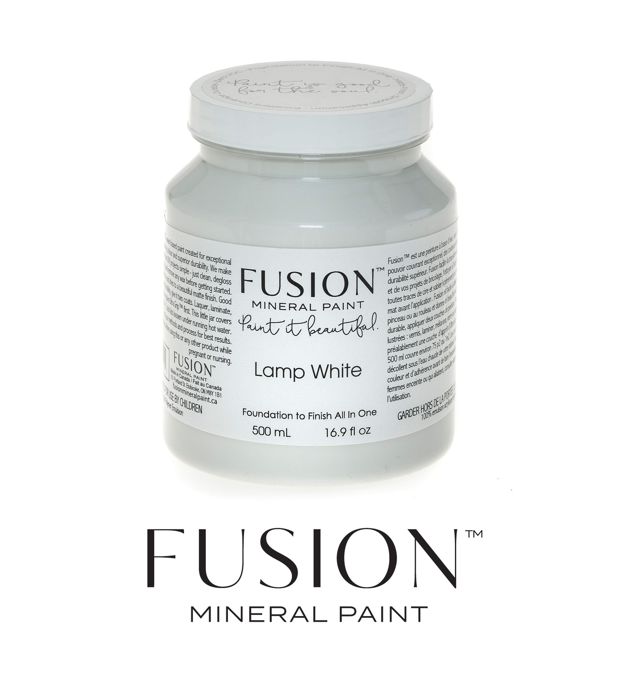 Fusion Mineral Paint - Lamp White (Pint)