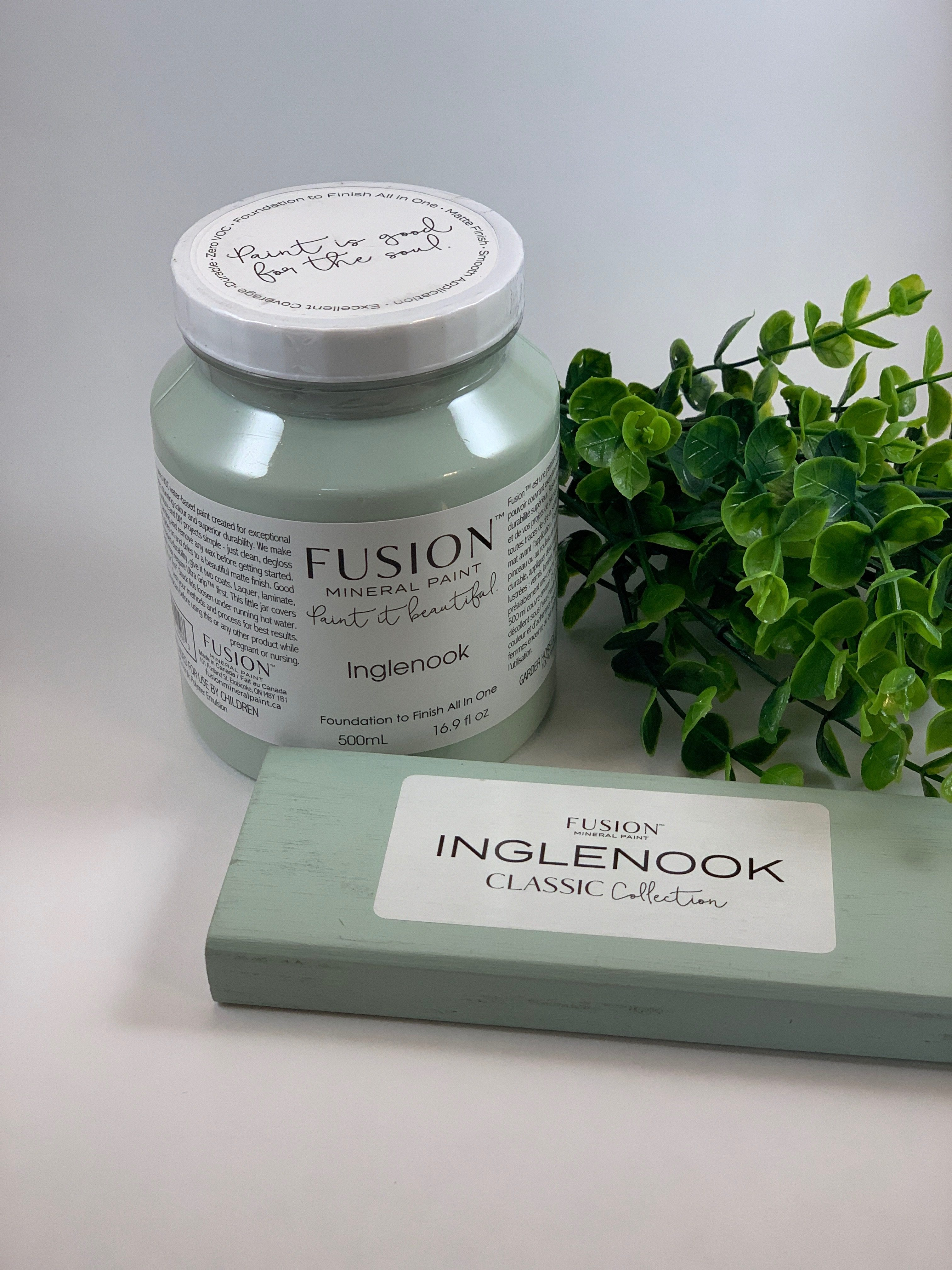 Fusion Mineral Paint Inglenook