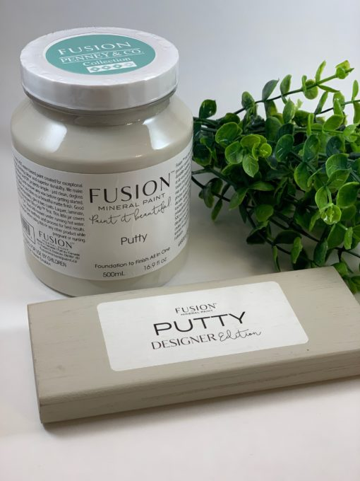 Fusion Mineral Paint Putty