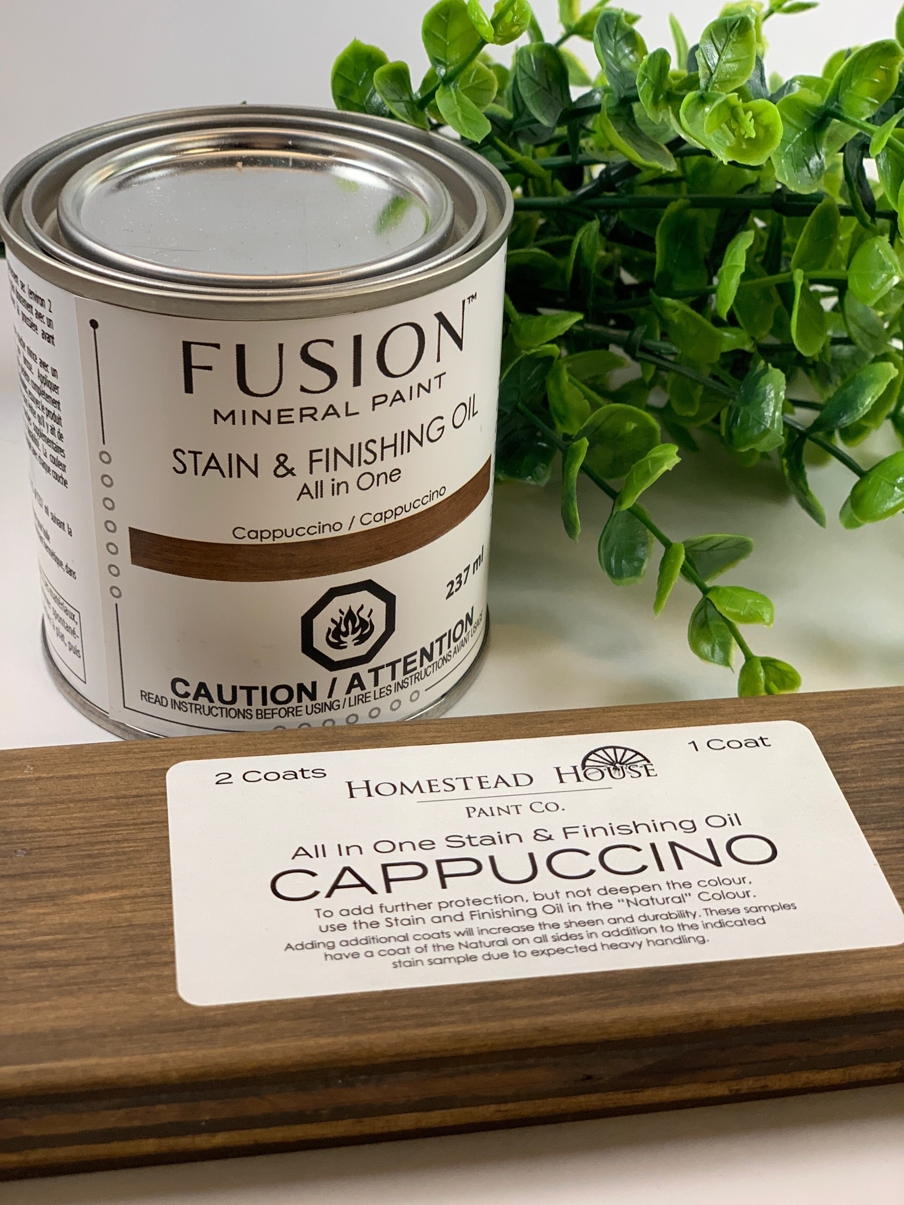 Fusion Mineral Paint Cappuccino