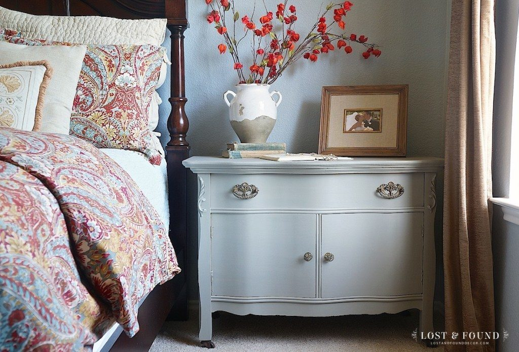 Small bedroom chest